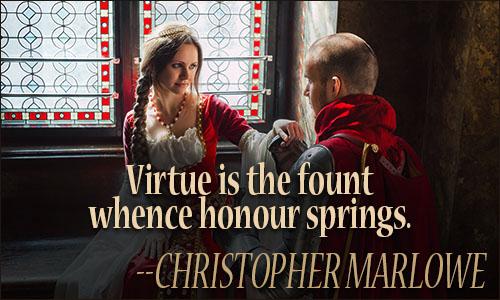 virtue on