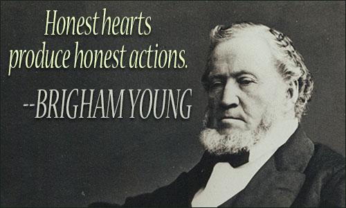 Zitat von Brigham Young — bild 11