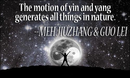 Yin/Yang Quotes