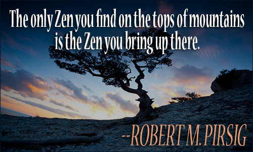 Quotes Zen Mesmerizing Zen Quotes